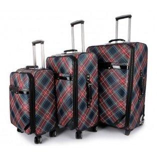 Купить чемодан на колесах от 2800 до 4200 рублей