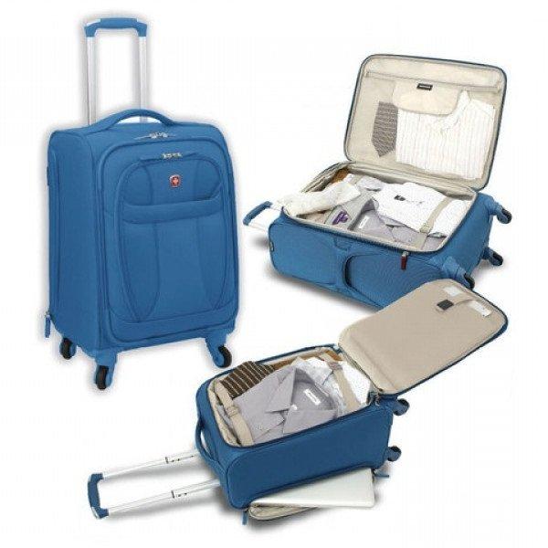 Где купить чемодан?