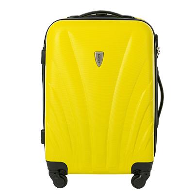 Купить в Москве пластиковый чемодан